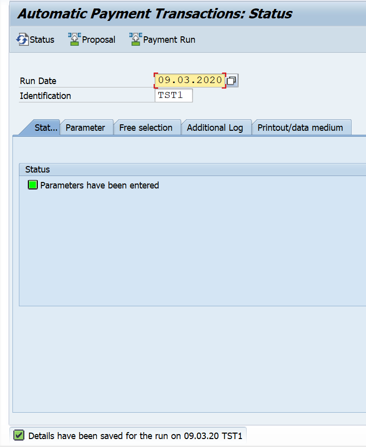 SAP DMEE How to change and generate DME How to Test DMEE f110