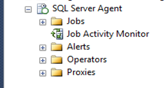 SQL Server Agent SQL Jobs