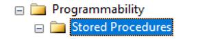 SQL Stored Procedures SP