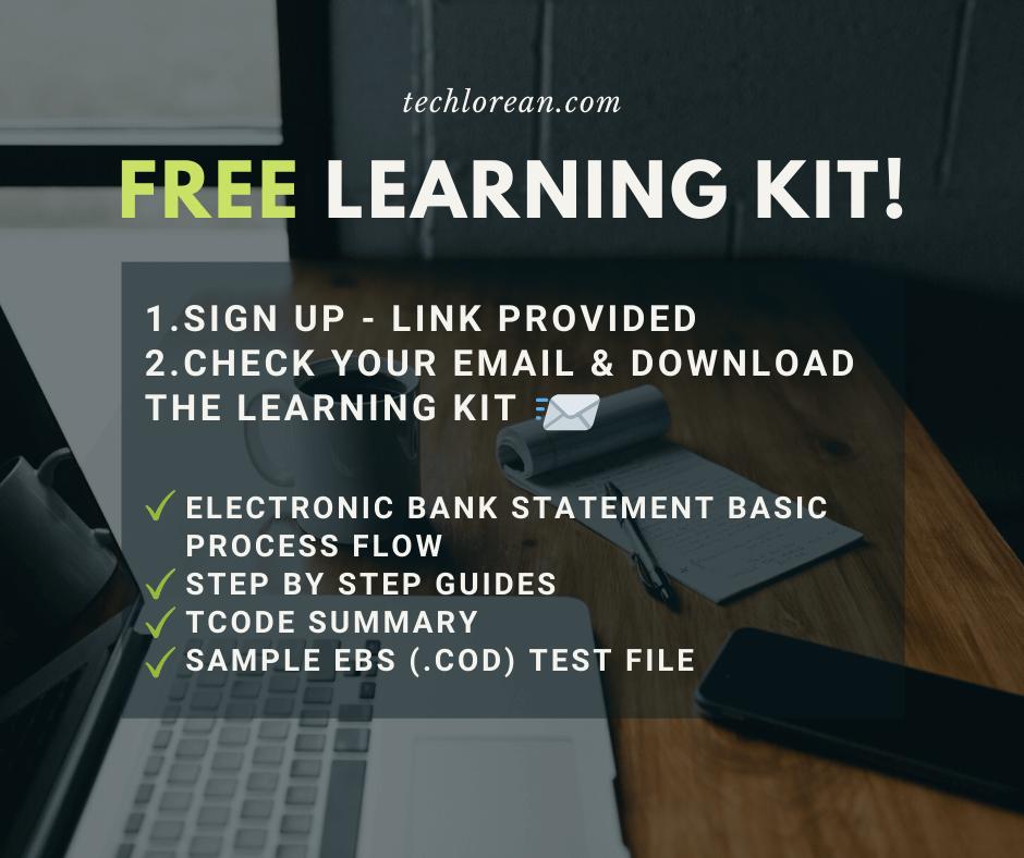 SAP EBS Learning Kit