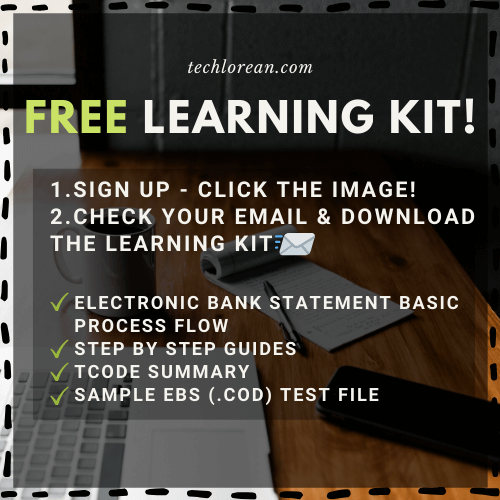Free SAP EBS Learning Kit
