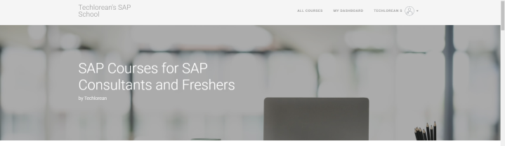 SAP Courses by Techlorean