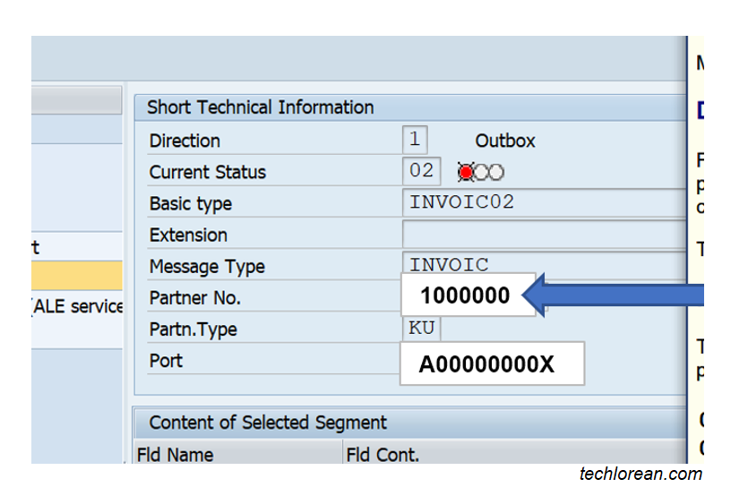 How to Resolve SAP IDoc Error Passing Data to Port