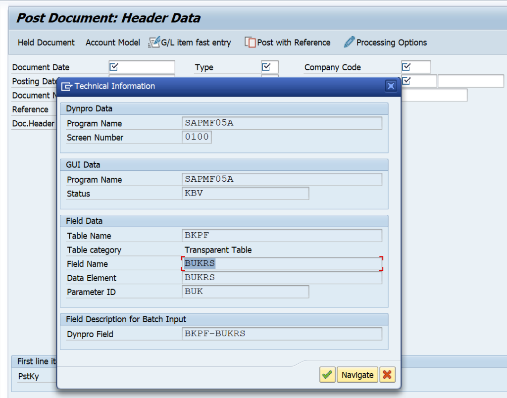 SAP Detailed Guide on How to Derive the Table-Field for Functional Specifications and Other Purposes. How do you find the technical name and table from an SAP Transaction?