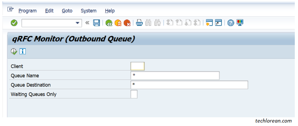 SMQ1 SAP SXMB_MONI Basic Overview and troubleshooting for SAP Functional Consultants (Non-BASIS)