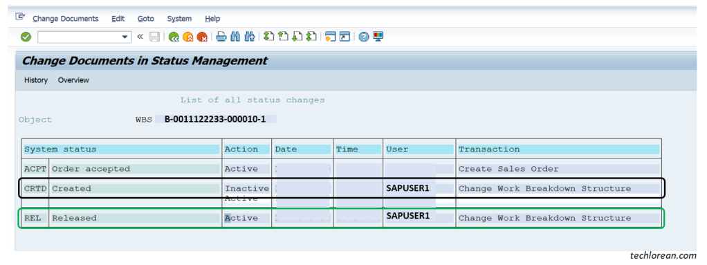 WBS Change Log. LSMW for Beginner Functional SAP Consultants – Detailed Step by Step Procedure (Batch Input Session)
