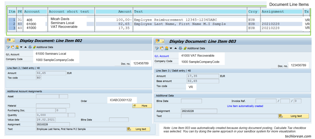 Utilizing CDHDR and CDPOS SAP Tables for Change Logs