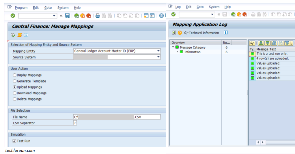 SAP Central Finance Overview – Simplified